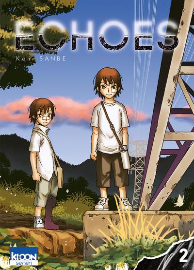 Couverture Echoes tome 2