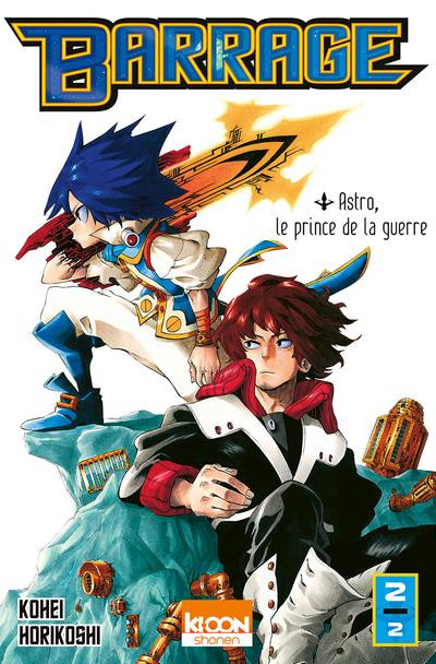 Couverture Barrage tome 2