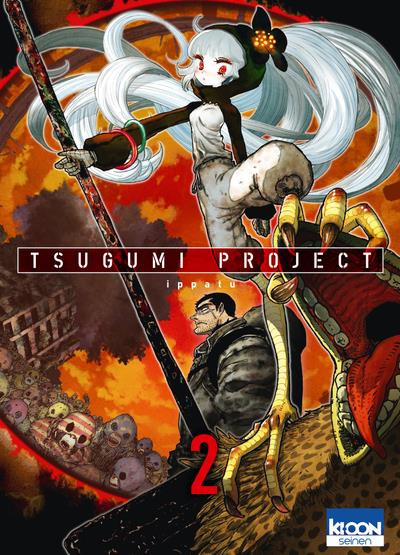 Couverture Tsugumi project tome 2
