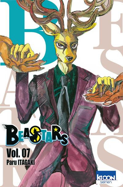 Couverture Beastars tome 7