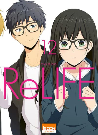 Couverture Relife tome 12