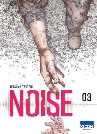 Couverture Noise tome 3