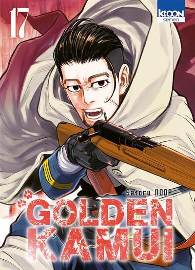 Golden kamui pack découverte tome 1 et 2 - BDfugue.com