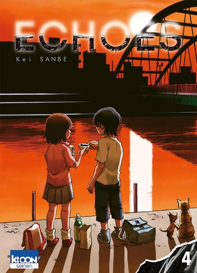 Couverture Echoes tome 4