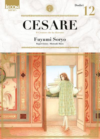 Couverture Cesare tome 12