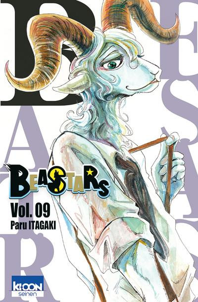 Couverture Beastars tome 9