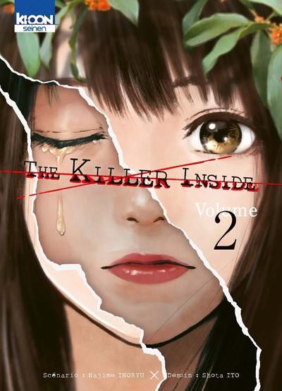 Couverture The killer inside tome 2