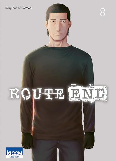 Couverture Route end tome 8