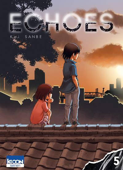 Couverture Echoes tome 5