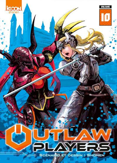 Couverture Outlaw players tome 10