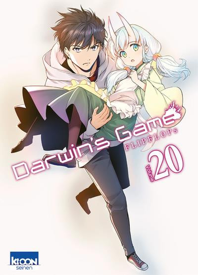Couverture Darwin's game tome 20