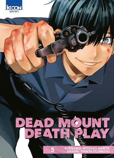 Couverture Dead mount death play tome 5