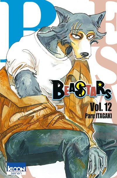 Couverture Beastars tome 12