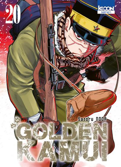Golden Kamui tome 20