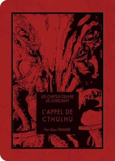 Couverture Les chefs d'oeuvre de Lovecraft - L'appel de Cthulhu