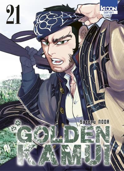 Couverture Golden kamui tome 21
