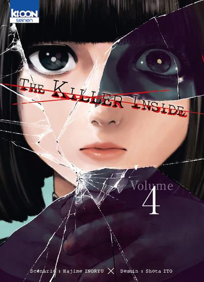 Couverture The killer inside tome 4
