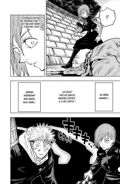Page 9 Jujutsu Kaisen tome 8