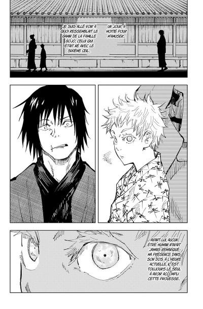Page 6 Jujutsu Kaisen tome 9