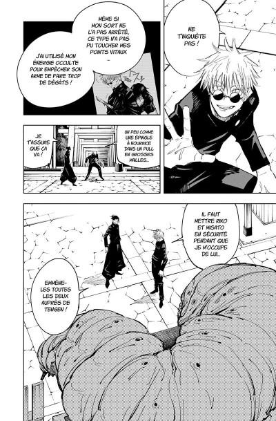 Page 9 Jujutsu Kaisen tome 9