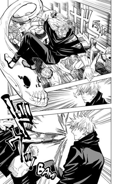 Page 8 Jujutsu kaisen tome 11