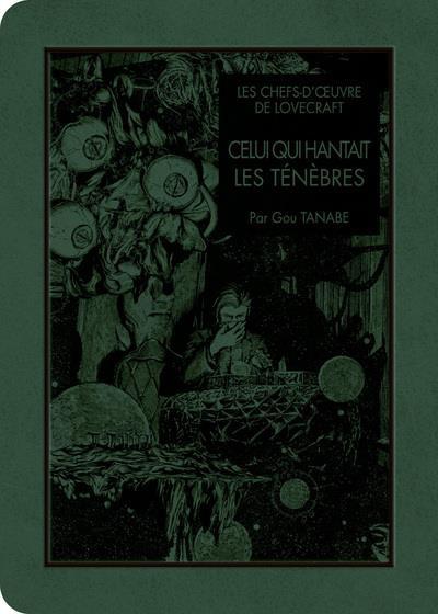 Couverture Les chefs d'oeuvre de Lovecraft - Celui qui hantait les ténèbres