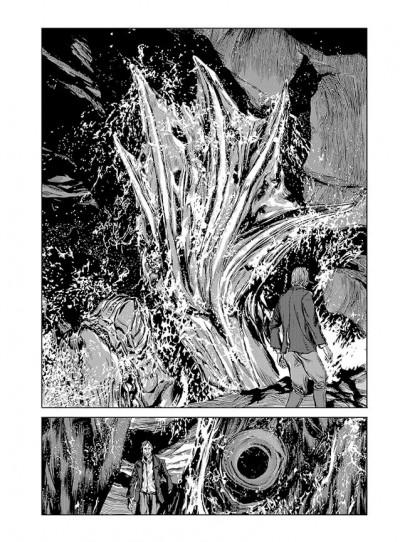 Page 4 Les chefs d'oeuvre de Lovecraft - Celui qui hantait les ténèbres