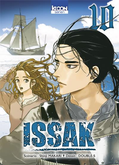 Couverture Issak tome 10