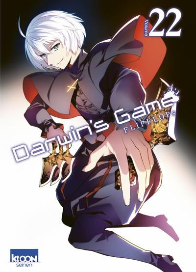 Couverture Darwin's game tome 22