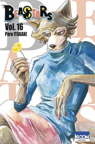 Couverture Beastars tome 16
