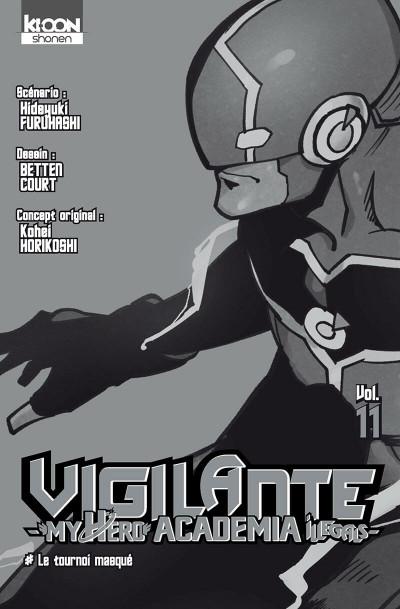 Page 1 Vigilante - my hero academia illegals tome 11