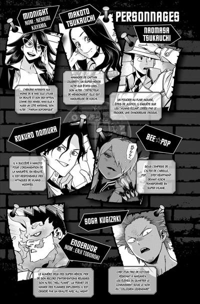 Page 4 Vigilante - my hero academia illegals tome 11