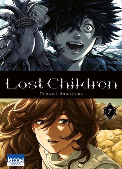 Couverture Lost children tome 7