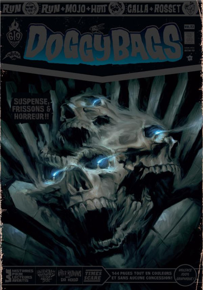 Couverture Doggybags tome 13