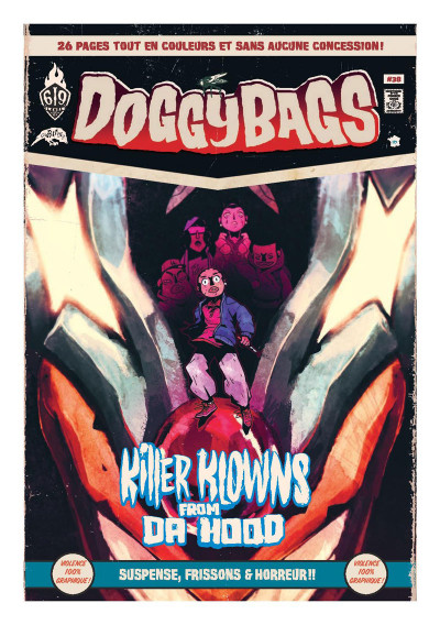 Page 3 Doggybags tome 13
