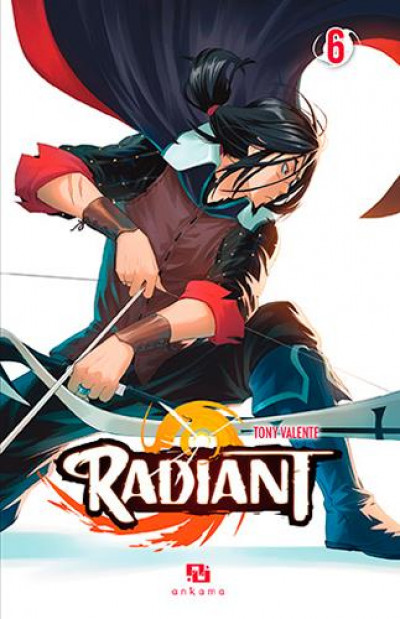 Couverture Radiant tome 6