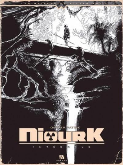 Couverture Niourk - intégrale noir et blanc