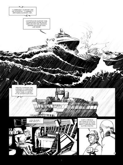 Page 1 Niourk - intégrale noir et blanc