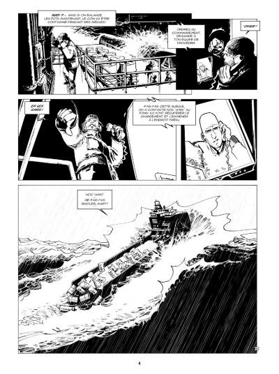 Page 2 Niourk - intégrale noir et blanc