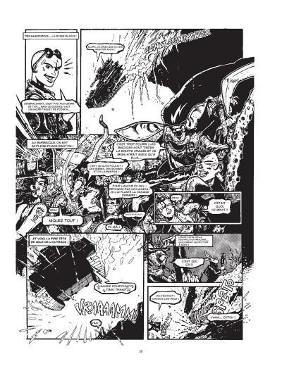 Page 3 Tank Girl - intégrale