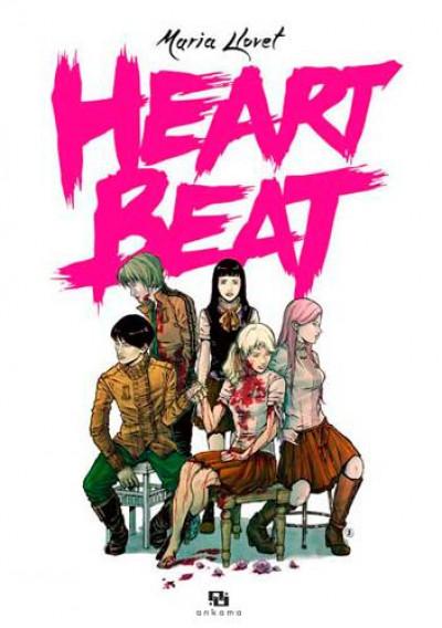 Couverture Heart beat