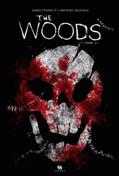 Couverture The woods tome 3