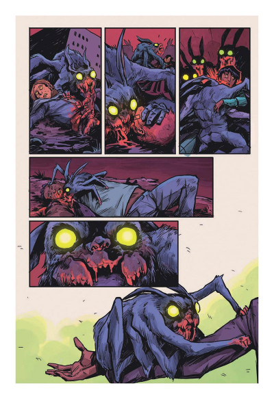 Page 1 The woods tome 3
