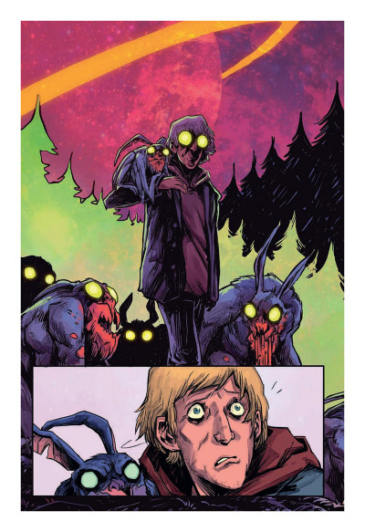 Page 2 The woods tome 3