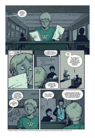 Page 4 The woods tome 3