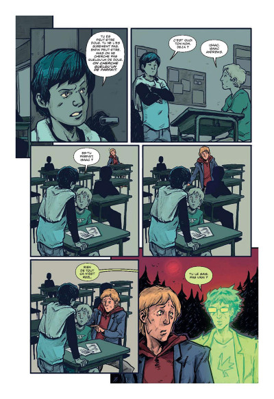 Page 5 The woods tome 3