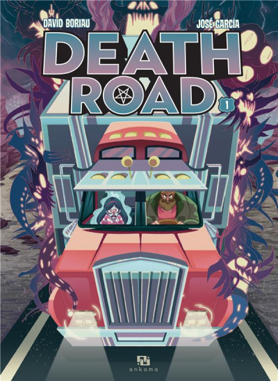 Couverture Death road tome 1