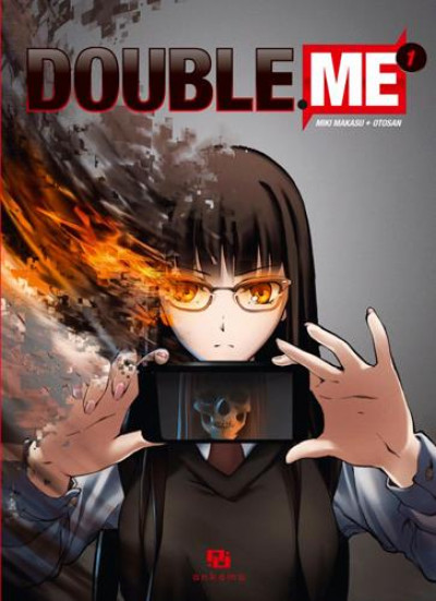 Couverture Double.Me tome 1