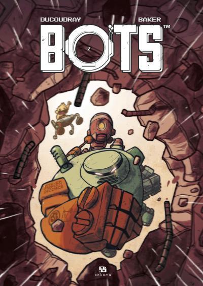 Couverture Bots tome 2