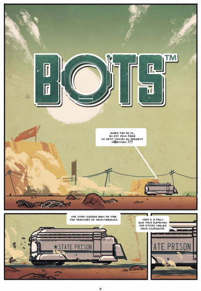 Page 1 Bots tome 2